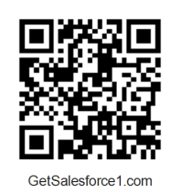 GetSalesforce1 QR Code